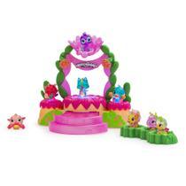 Playset e Mini Figura Surpresa - Mostre Seu Brilho - Hatchimals Colleggtibles - Sunny -