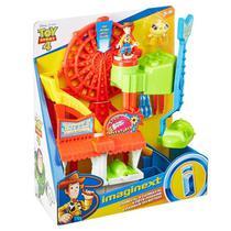 Playset e Mini Figura -Toy Story 4 - Parque Divertido - Mattel