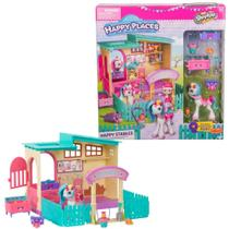 Playset e Mini Figuras Shopkins Happy Places Happy Estábulo 4957 - DTC -