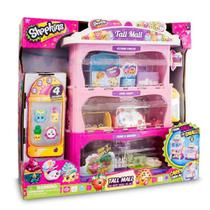 Playset E Mini Figuras Shopkins Shopkins Center - Dtc -