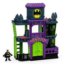 d8c817855b Playset Imaginext - DC Super Friends - Arkham Asylum - Fisher-Price -  Fisher price
