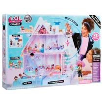 Playset Lol Surprise Chalet Winter Disco Series Candide 8933 -