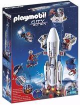 Playset Playmobil 6195 City Action Base Espacial - Sunny