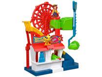 Playset Toy Story 4 Parque Divertido Disney Pixar - Imaginext 6 Peças