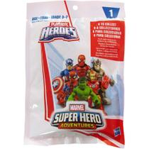 Playskool Heroes Marvel - Mini Boneco Surpresa -