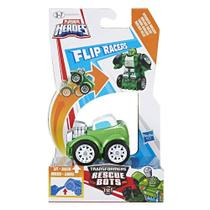 Playskool Heroes Transformers Flip Racers Boulder De Corrida E0252/C0214 - Hasbro -