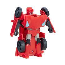 Playskool Heroes Transformers Rescue Bots Sideswipe - Hasbro -
