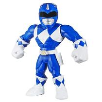 Playskool Power Rangers Mega Mightie Ranger Azul - E5869 - Hasbro