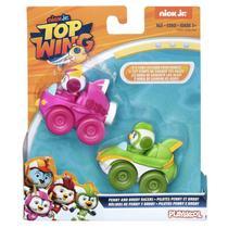 Playskool Top Wing Pilotos Penny e Brody - Hasbro E5352 -