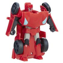 Playskool transformers rb fig racers sideswipe -