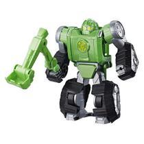 Playskool Transformers Rescue Megabots Boulder Escavador  Hasbro -