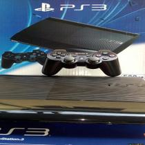 PlayStation 3 Super Slim  500Gb + 1 jogo - Sony