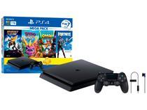 Playstation 4 1TB 1 Controle Sony  - com 7 Jogos