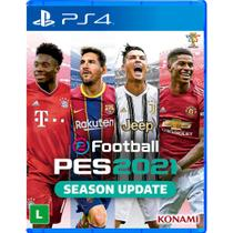 Playstation 4 - E Football PES 2021 - Sony -