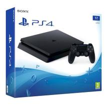 Playstation 4 Slim 1 TB Preto - Sony