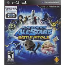 Playstation All-Stars Battle Royale - Ps3 - Sony