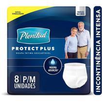 Plenitud Protect Plus - Tamanho G/XG - Kimberly-Clark