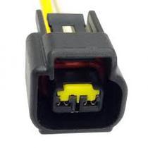 Plug Conector Bobina Ignição Ecosport, Focus 2.0 Duratec ETE5975 - Rainha