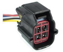 Plug Conector Pressostato Ar Ford Ecosport Fiesta Ka 4 Vias - Tc Chicotes