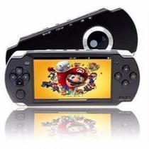 PMP Video Game Portátil Multimídia 1000 Jogos Gba Gbc Snes MP5 Entrada Cartão SD Camera -