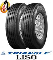 Pneu  215/75R17.5 R 16PR TR685 TRIAGLE LISO Kit Com 2 Unidades - Triangle