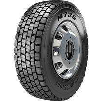 Pneu 275/80r22.5 149/146L M736z Tração Bridgestone -