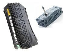 Pneu 29 Pirelli Scorpion Kevlar Mtb Câmara Journey Presta 29 -