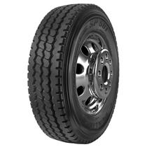 Pneu 295/80R22,5 Dunlop SP581 Semi Borrachudo 152/148K 16 Lonas -