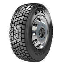Pneu aro 22.5 275/80R22.5 Bridgestone M736 149/146L -