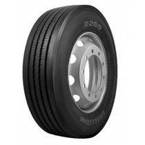 Pneu aro 22.5 295/80R22.5 Bridgestone R269 154/149L - LISO 18LONAS -