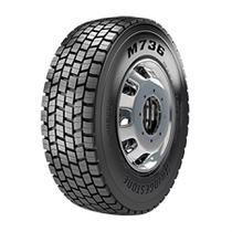 "Pneu Bridgestone aro 22,5"" 295/80 R22,5 152/148L - M736 16L BORRACHUDO -"