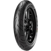 Pneu Cb 300 Fazer 250 Cb 250 110/70r17 54h Tl Diablo Rosso II Pirelli - Pirelli Moto