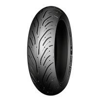 Pneu de moto Michelin Aro 17 Pilot Road 4 GT 180/55R17 73W - Traseiro -