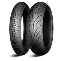 Pneu de Moto Michelin PILOT ROAD 4 SC Dianteiro 120/70 R15 56H SCOOTER TL -