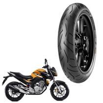 Pneu Dianteiro CB 250F Twister Pirelli 110/70R-17 Diablo Rosso Original -