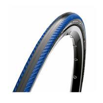 Pneu Maxxis Rouler 700x23C Dobrável Kevlar Fx Azul -