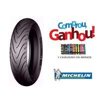 Pneu Michelin Traseiro Fazer 250 140/70-17 66s Pilot Street -