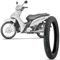 Pneu Moto Biz 125 Levorin Aro 17 2.50-17 43p Dianteiro Dakar Evo -