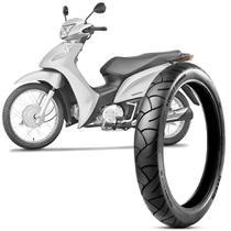 Pneu Moto Biz 125 Levorin by Michelin Aro 17 60/100-17 33L TL Dianteiro Street Runner -