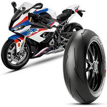 Pneu Moto Bmw S1000rr Pirelli Aro 17 200/55r17m 78w TL Traseiro Diablo Supercorsa Sp -