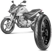Pneu Moto CB 300R Pirelli Aro 17 120/70-17 58w Dianteiro Diablo Supercorsa SP -