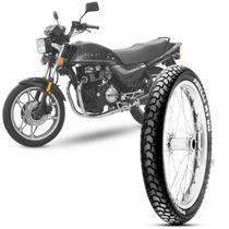 Pneu Moto CB 450 Pirelli Aro 19 90/90-19 52p Dianteiro Mt60 -