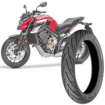 Pneu Moto Cb650F Technic Aro 17 120/70-17 58v Dianteiro Stroker -