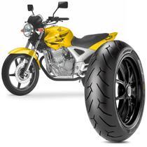Pneu Moto Cbx Twister Pirelli Aro 17 130/70r17 62h Traseiro Diablo Rosso 2 -