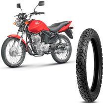Pneu Moto CG 125 Levorin Aro 18 80/100-18 47p M/C Dianteiro Dingo Evo -