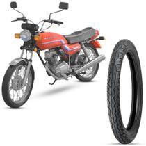 Pneu Moto Cg 125 Levorin by Michelin Aro 18 80/100-18 47p M/C Dianteiro Matrix -