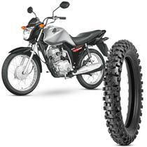 Pneu Moto Cg 125 Levorin by Michelin Aro 18 90/90-18 Traseiro Raptor -