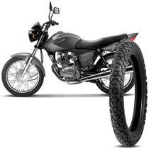 Pneu Moto CG 150 Levorin Aro 80/100-18 47p M/C Dianteiro Dingo Evo -