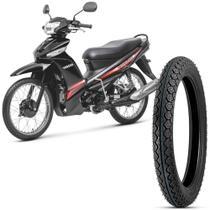 Pneu Moto Crypton 115 Levorin by Michelin Aro 17 2.50-17 43P Traseiro Dakar Evo -