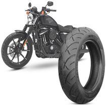 Pneu Moto Harley Iron 883 Technic Aro 16 150/80-16 77h Traseiro Iron -